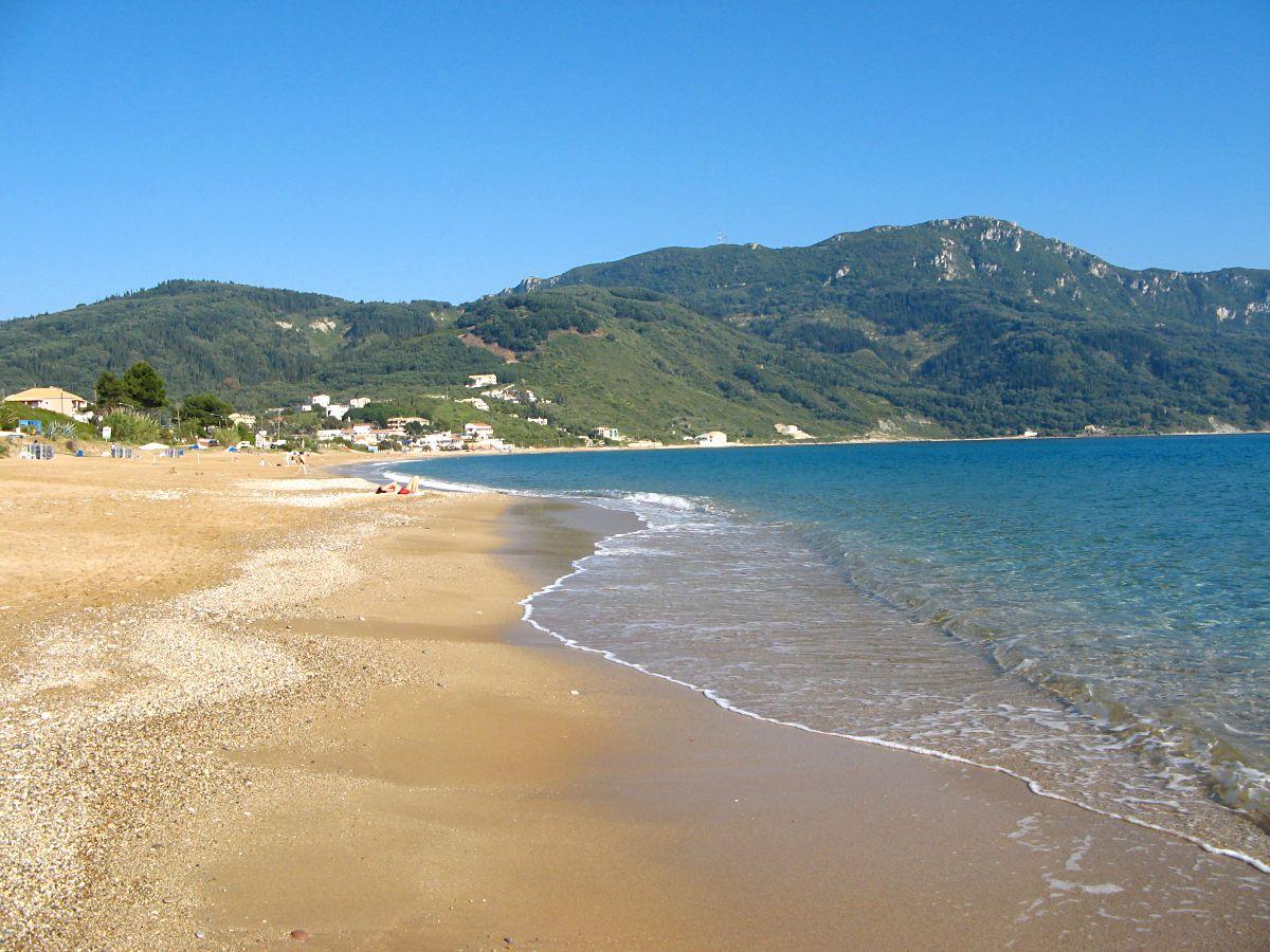 Αποτέλεσμα εικόνας για Agios Giorgos Beach corfu